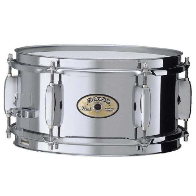 pearl fcs1250 firecracker 12 steel snare drum. Black Bedroom Furniture Sets. Home Design Ideas