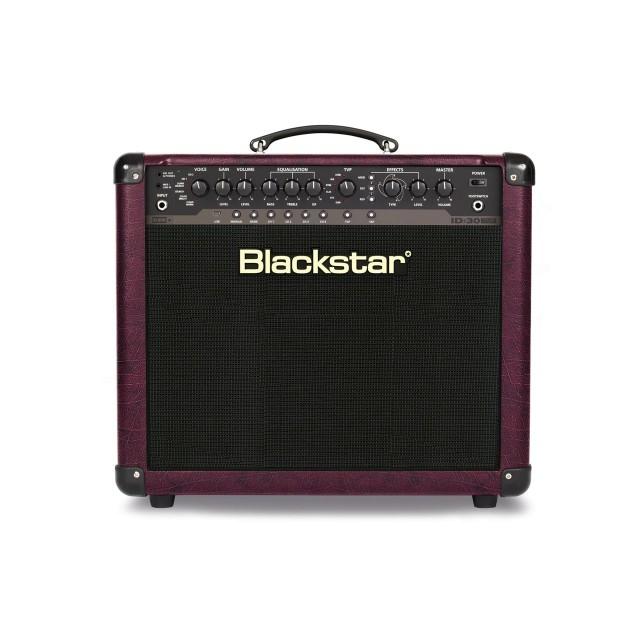 blackstar id 30 red artisan combo amp