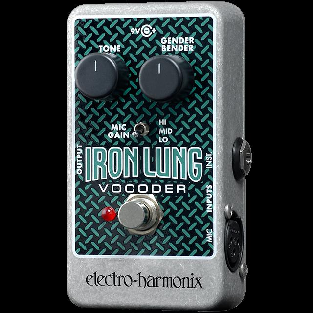 Electro Harmonix ironlung Image #1