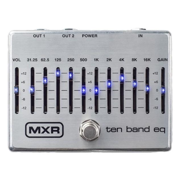 mxr m108s 10 band graphic eq altomusic commxr m108s image 1