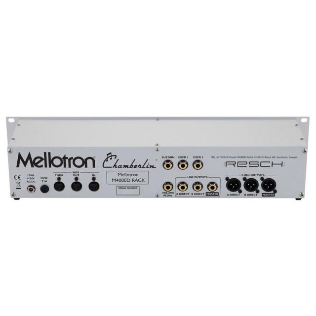 Mellotron M4000DRACK Image #3