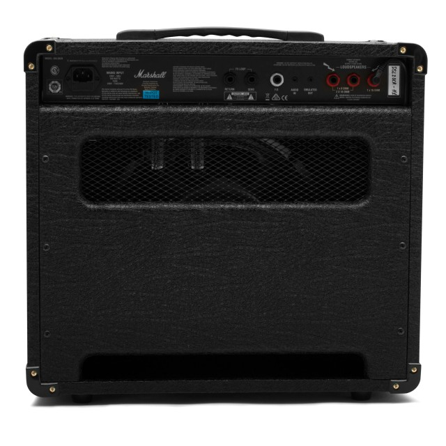 marshall dsl20cr 20 watt tube combo guitar amp. Black Bedroom Furniture Sets. Home Design Ideas