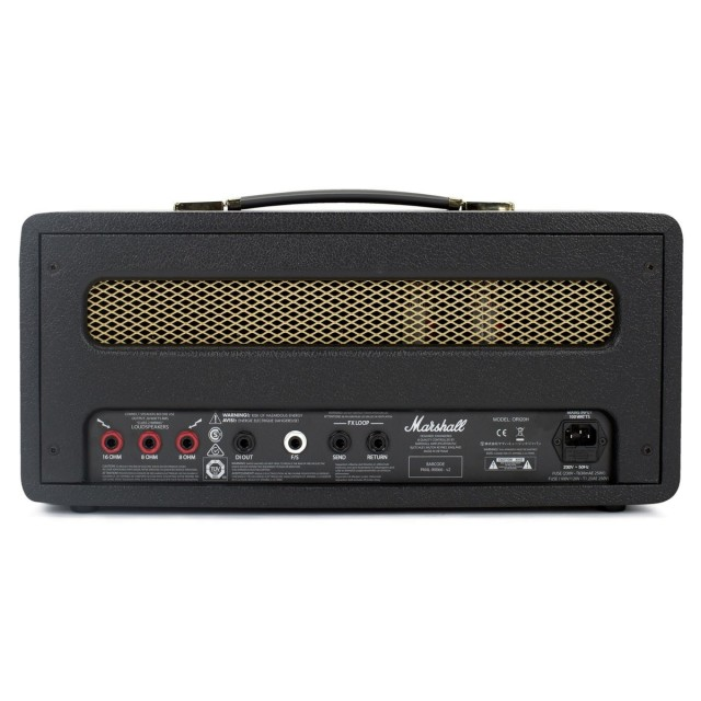 marshall origin ori20h 20 watt all tube guitar amplifier. Black Bedroom Furniture Sets. Home Design Ideas