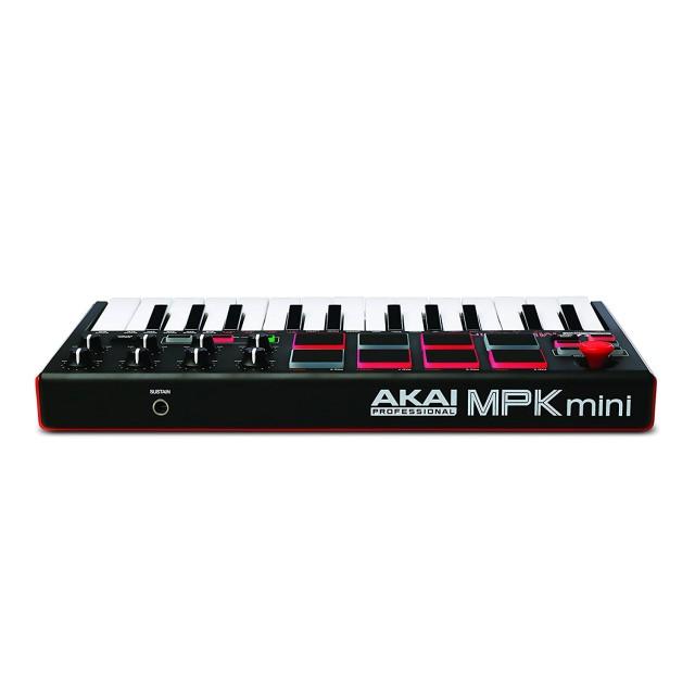 Akai MPK Mini MkII 25-Key Keyboard Controller