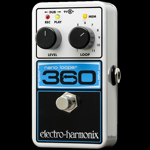 Electro Harmonix NANOLOOPER360 Image #1