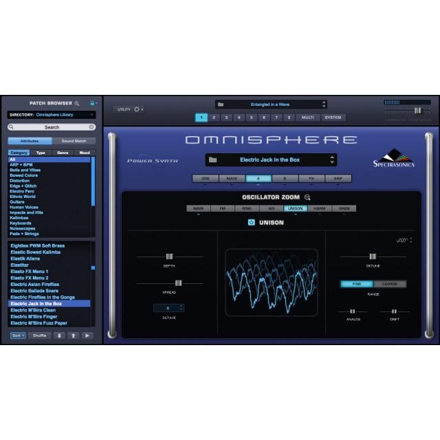 Spectrasonics OMNI2UG Image #4
