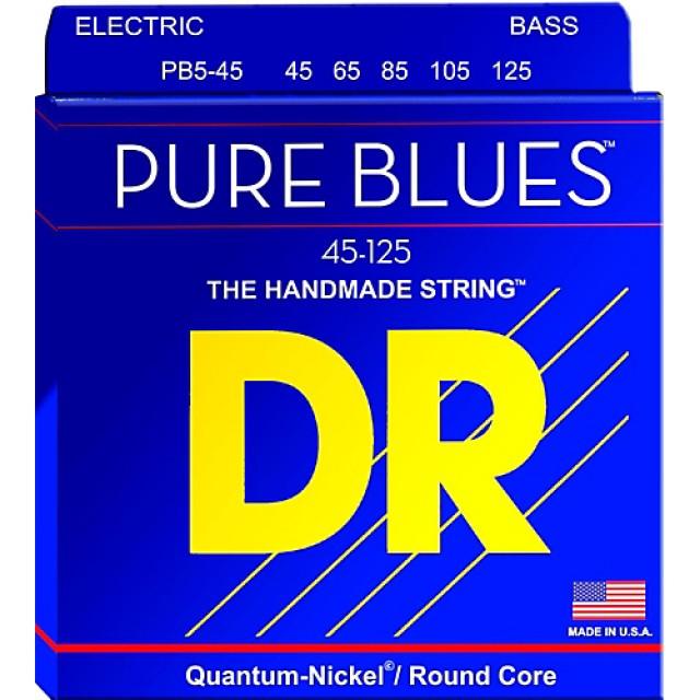 DR Strings PB5-45 Image #1