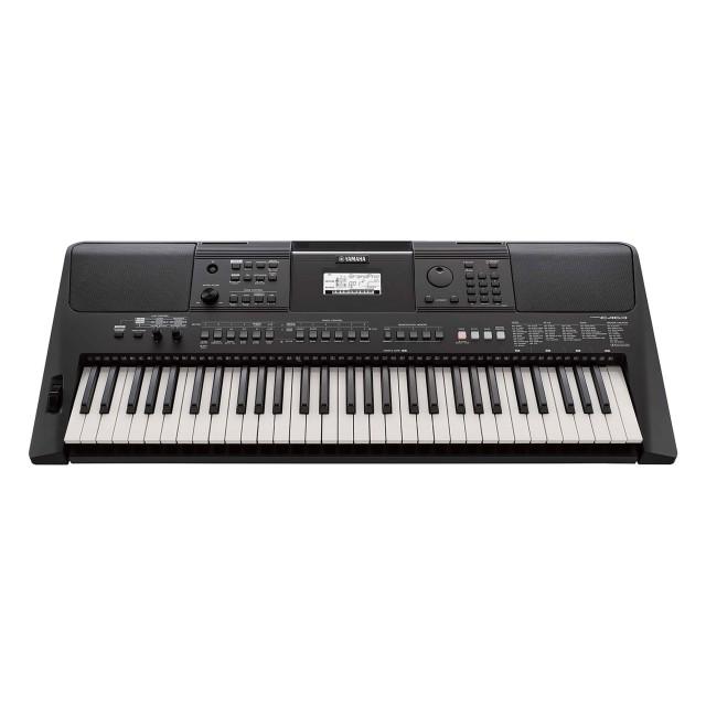 yamaha psr e463 61 key touch response portable keyboard. Black Bedroom Furniture Sets. Home Design Ideas