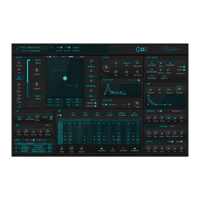 Rob Papen GO2 Virtual Instrument