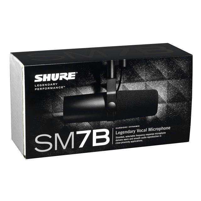 Shure SM7B Image #3