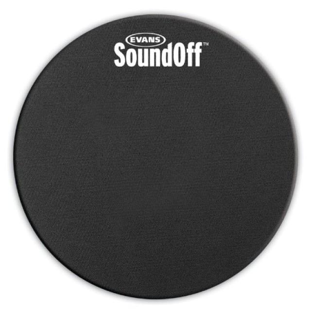 evans so10 sound off 10 drum mute for tom tom. Black Bedroom Furniture Sets. Home Design Ideas