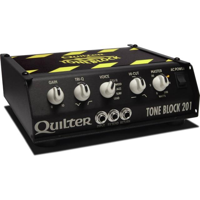 c1289115aa Quilter TB201 Toneblock Guitar Amp Head with Deluxe Case