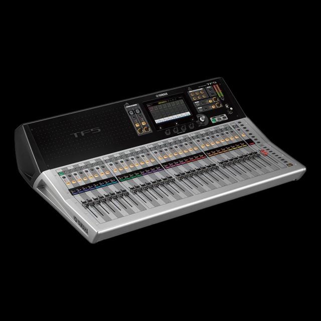 yamaha tf5 32 channel digital mixer. Black Bedroom Furniture Sets. Home Design Ideas