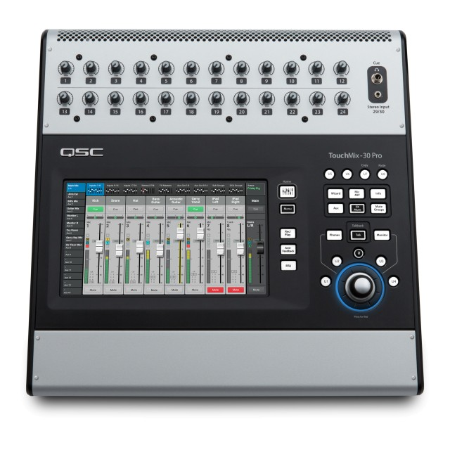 QSC TOUCHMIX-30-NA Image #1