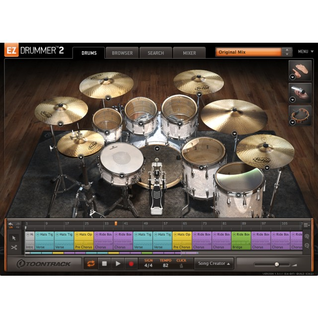 ezdrummer 2 full mac crack