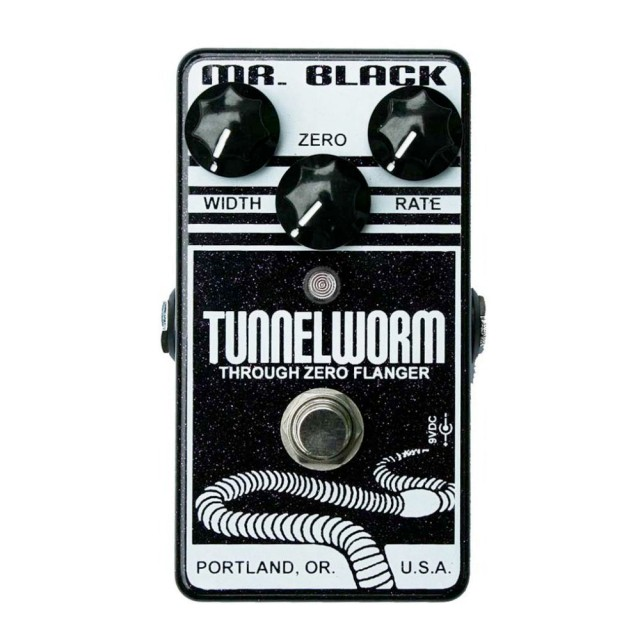Mr Black Pedals TUNNELWORM Image #1