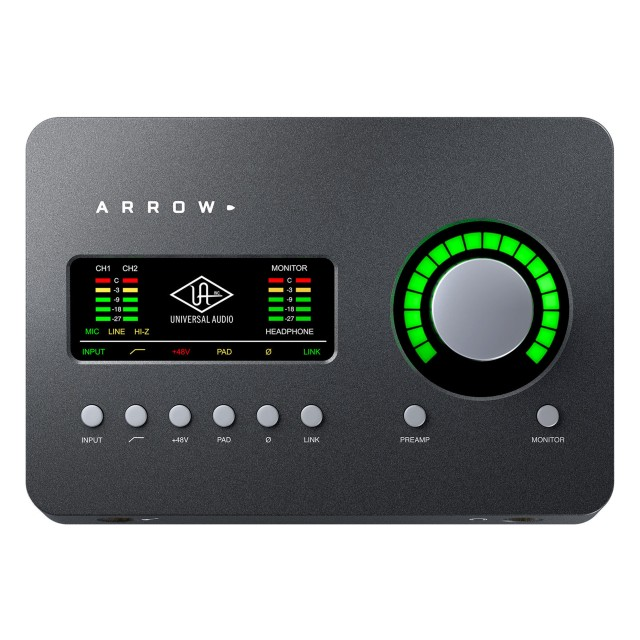 Universal Audio UAD-2-ARROW-SOLOEBAYPRO Image #1