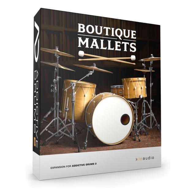 xln audio addictive drums 2 boutique mallets. Black Bedroom Furniture Sets. Home Design Ideas