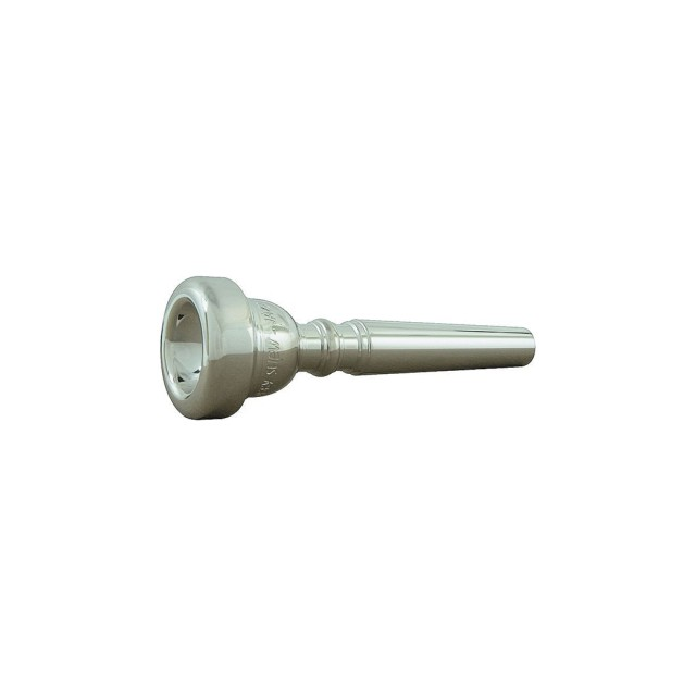 Yamaha Bobby Shew Jazz Trumpet Silver-Plated Mouthpiece