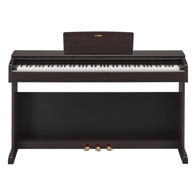 yamaha ydp143b arius series console digital piano with bench. Black Bedroom Furniture Sets. Home Design Ideas