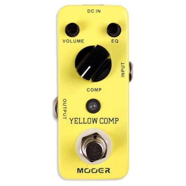 mooer YELLOWCOMPSP Image #1