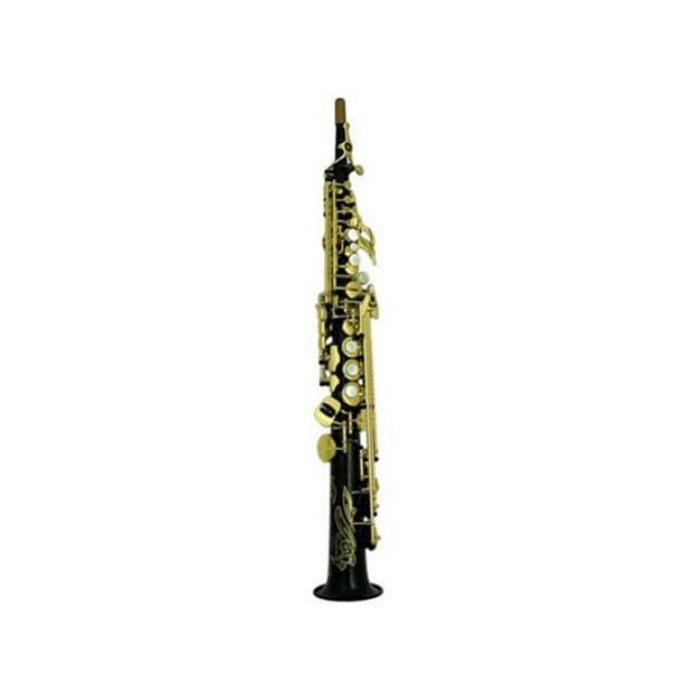 Yamaha yss 875exhgb custom ex soprano saxophone for Yamaha custom ex soprano