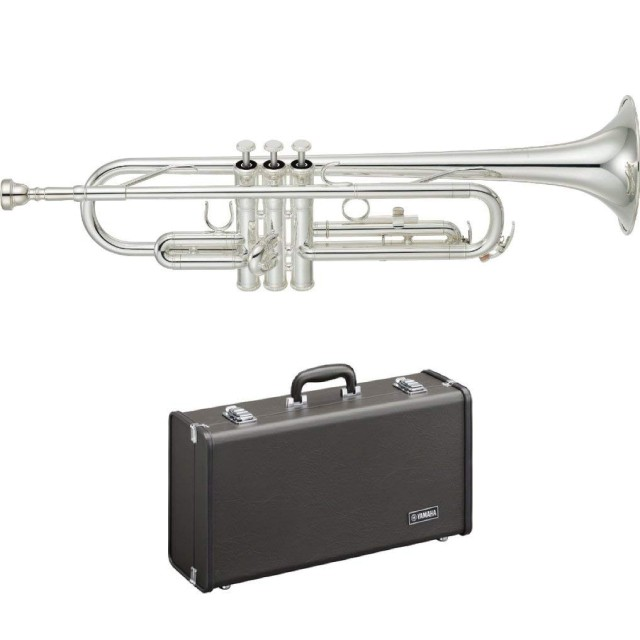 Yamaha YTR-2330s Silver Plated Trumpet - Bb