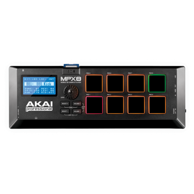 Akai Professional MPX8 Image #2