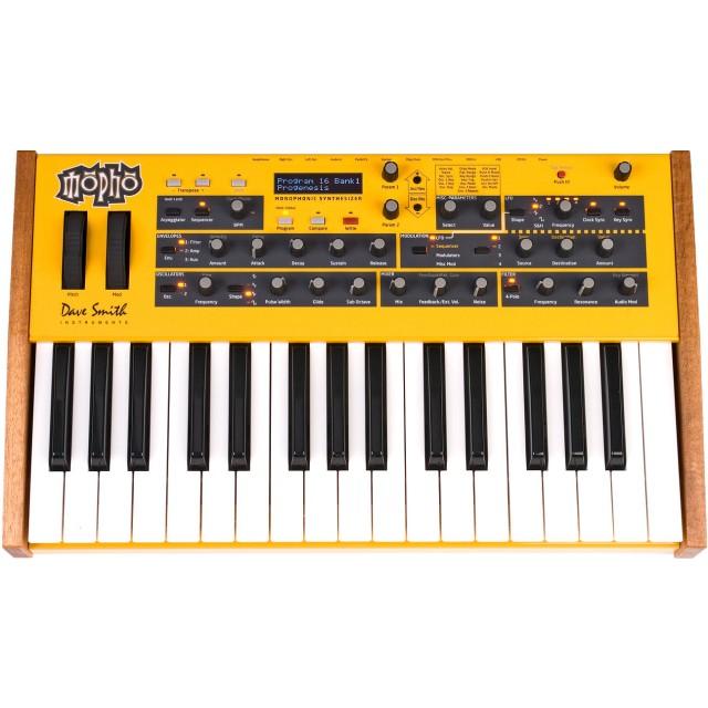 dave smith instruments mopho keyboard altomusic com rh altomusic com dave smith tetra manual pdf dsi tetra manual pdf
