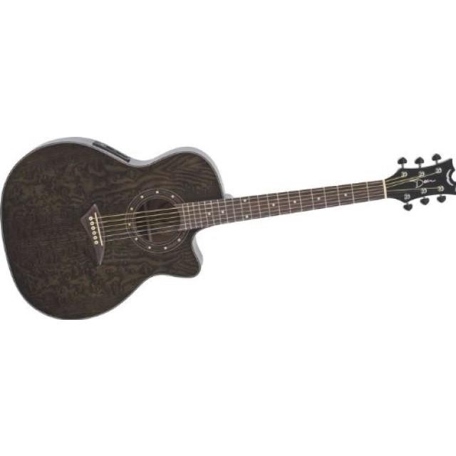 Dean Guitars EQABATBK Image #1