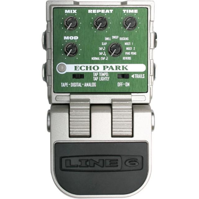 line 6 ms1 tone core echo park pedal. Black Bedroom Furniture Sets. Home Design Ideas