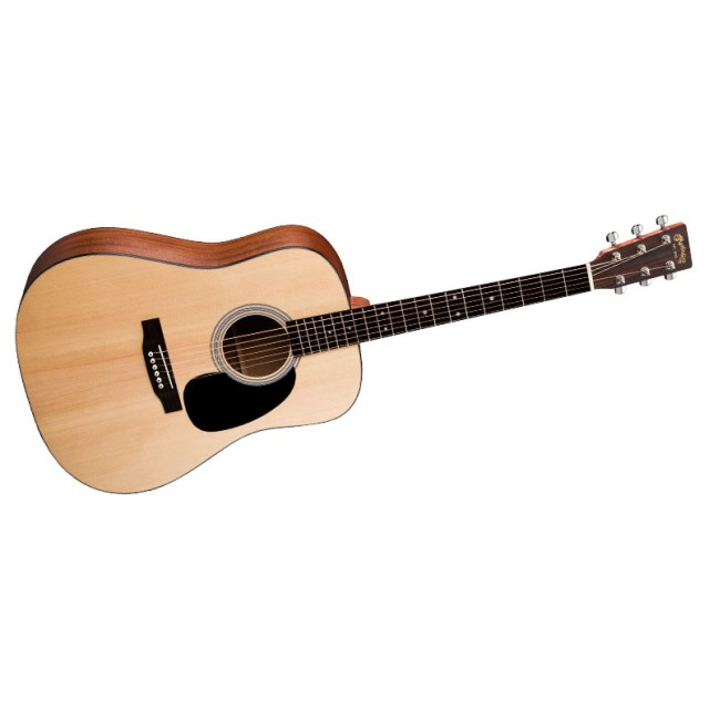 martin d1gt 16 series gloss top dreadnought acoustic guitar. Black Bedroom Furniture Sets. Home Design Ideas