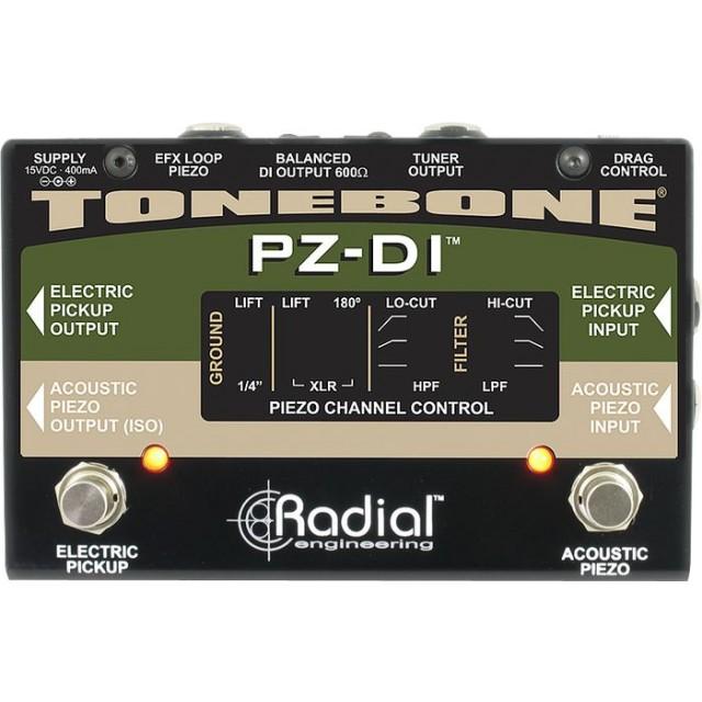 Radial Engineering PZDI-STOMPBOX Image #1