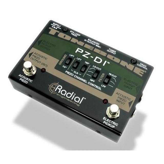 Radial Engineering PZDI-STOMPBOX Image #2