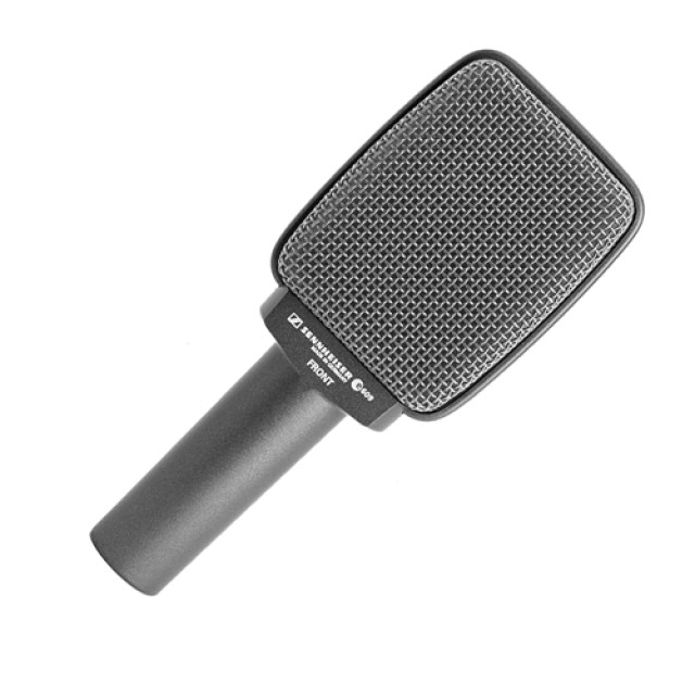 sennheiser e609 silver guitar amplifier dynamic microphone. Black Bedroom Furniture Sets. Home Design Ideas