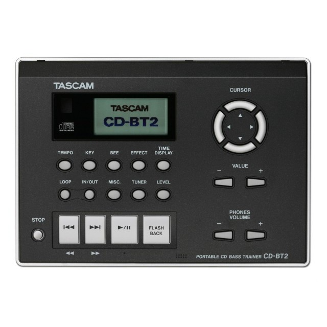 Tascam CDBT2 Image #1