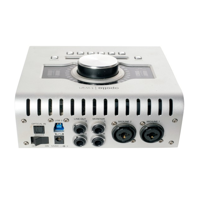 Universal Audio Apollo Twin Duo USB 3 Interface