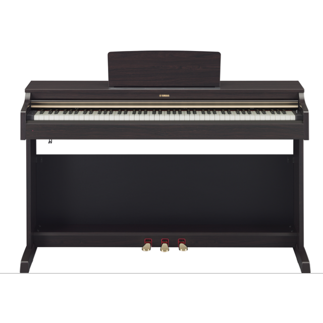 Yamaha ydp162r arius digital piano in rosewood w stand for Yamaha ydp 162 digital piano