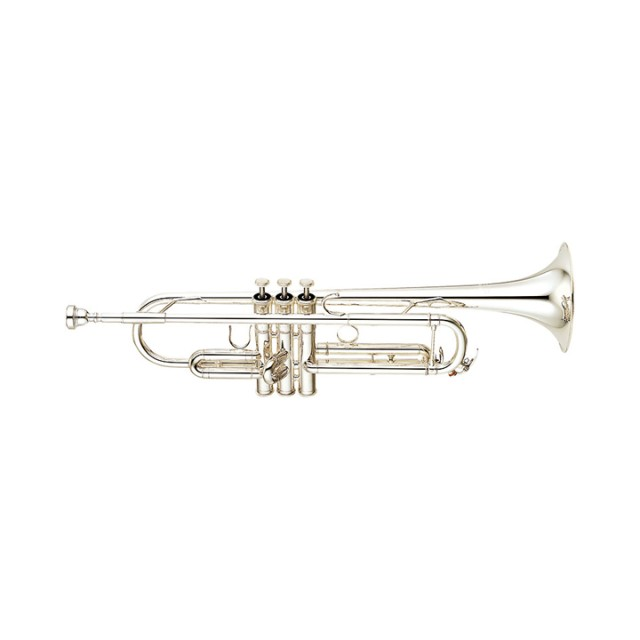 Yamaha YTR6335S Professional Trumpet in Silver