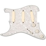 EMG DG20 David Gilmour Lefty Pickups with Pickguard
