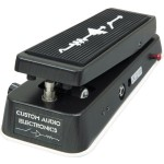 Dunlop MC-404 CAE Custom Audio Dual Inductor WAH Guitar Pedal