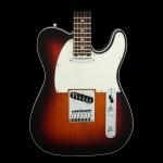 Fender Elite Telecaster 3-Tone Sunburst w/ Case