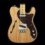 Fender American Elite Telecaster Thinline Maple Fingerboard Natural