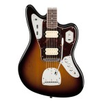 Fender Kurt Cobain Jaguar Nos Electric Guitar 3 Tone Sunburst