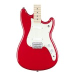 Fender Duo-Sonic - Torino Red, Maple Fingerboard