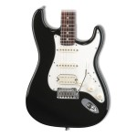 Fender Standard Strat HSS Black