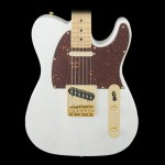 Fender Limited Edition Select Light Ash Telecaster White Blonde