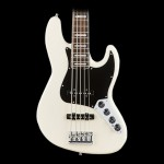 Fender American Elite Jazz Bass - Olympic White