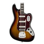 Fender Squier Vintage Modified Bass VI 3 Tone Sunburst Guitar