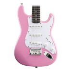 Fender Squier Mini Stratocaster Electric Guitar Pink